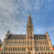 Town Hall - Brussels, Belgium — Stock Photo #36074127