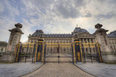 Royal Palace in Brussels — Stock Photo