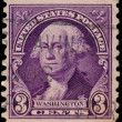 UNITED STATES - CIRCA 1932: A stamp printed in the United States — Stock Photo #39144141