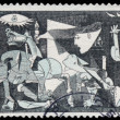 CZECHOSLOVAKIA - CIRCA 1966: A postage stamp printed in the Czec — Stock Photo #40254019