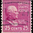 USA - CIRCA 1938: Postage stamp printed in the USA, a portrait o — Stock Photo #42015339