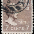 USA - CIRCA 1938: Postage stamp printed in USA, shows a portrait — Stock Photo #42016193