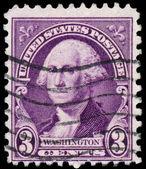Vereinigte staaten - ca. 1932: eine briefmarke gedruckt in den vereinigten staaten — Stockfoto