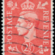 Постер, плакат: Stamp printed in UK shows image of the George VI