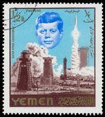 John Fitzgerald Kennedy — Stock Photo