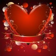 Happy Valentine — Vector de stock #18557657