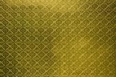 žlutá kachlová sklo — Stock fotografie