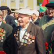 Stock Photo: Unidentified veterans during celebration of Victory Day. MIN