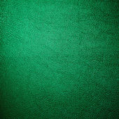 Green Leather Texture Made From Deer Skin — Stock Photo