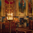 Interior of russiorthodox church. — Foto de stock #26793015