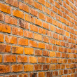 Bricked Wall Background — Stock Photo