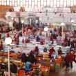 Stock Photo: Food market in Gomel. This is example of existing food market