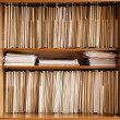 Stock Photo: Keeping Records