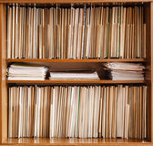 Keeping Records — Stock Photo