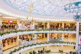 Belarussian shopping center Stolitsa — Stock Photo