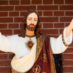 Statue of Jesus Christ — Stock Photo #45524427