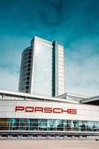 Porsche Service Center In Minsk, Belarus — Stock Photo