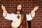 Statue of Jesus Christ — Stockfoto