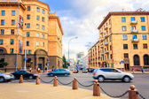 Streets of Minsk — Stock Photo