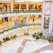 Belarussian shopping center Stolitsa — Stock Photo #49525111