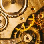 ������, ������: Clockwork Background