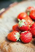 Strawberry. Strawberries. Organic Berries — Stock Photo