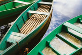 River And Boat — Stock Photo