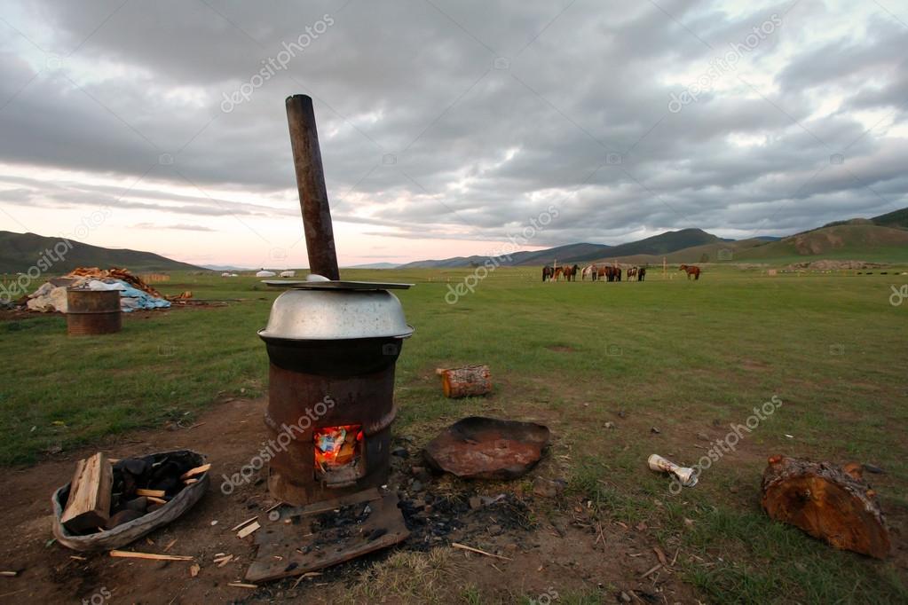 Ulaanbaatar öken