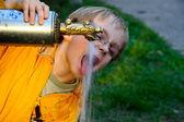 Thirsty — Stock Photo