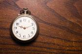 старые карманные часы — Стоковое фото