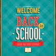 Back to school design. — Stock Vector