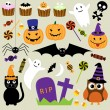 Halloween — Stock Vector #13410165