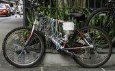 Bead Bicycle — Stock Photo
