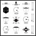 Vintage design geometric elements — Stock Vector #50831675