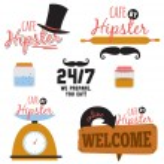 Big set of restaurant and cafe menu design, — Stock Vector #50835611