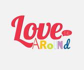 Love around — Stock Vector