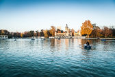Parque del retiro — Stock Photo