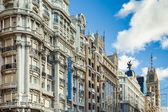 Gran Via — Stock Photo