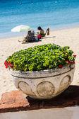 Palamos beach — Stock Photo