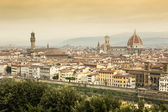 Firenze Skyline — Stock Photo