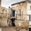 Old spanish village - Stock Photo