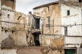 Old spanish village — Stock Photo