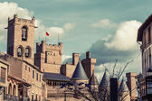 Olite Royal Palace — Stock Photo