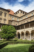 San Lorenzo Cloister — Stock Photo
