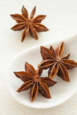Anise stars — Stock Photo