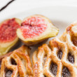Lattice pastry — Stock Photo #22159639