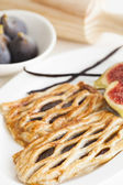 Lattice pastry — Stockfoto