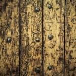 Abandoned door — Stock Photo #22832438
