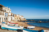 Costa Brava Village — Stock Photo