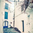 Royalty-Free Stock Photo: Vintage Cadaques